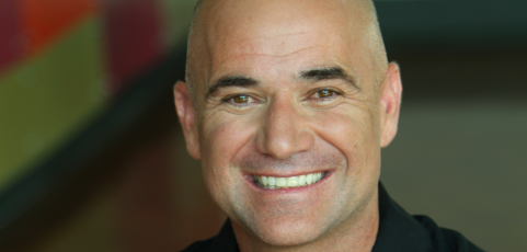 Changing Courts: Andre Agassi on Tennis and Philanthropy